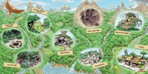 junglekaart
